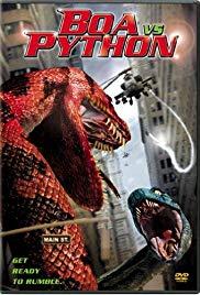Watch Free Boa vs. Python (2004)