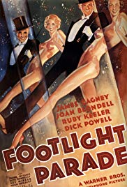 Watch Free Footlight Parade (1933)
