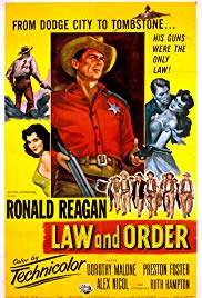 Watch Full Movie :Law and Order (1953)