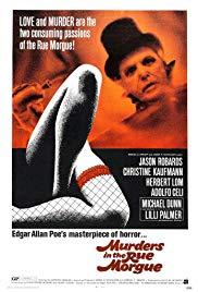 Watch Free Murders in the Rue Morgue (1971)