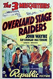 Watch Free Overland Stage Raiders (1938)