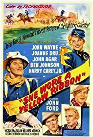Watch Free She Wore a Yellow Ribbon (1949)