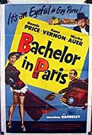 Watch Free Bachelor in Paris (1952)
