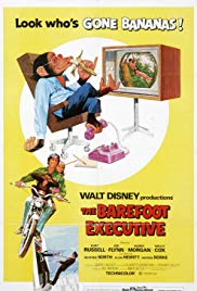 Watch Free The Barefoot Executive (1971)