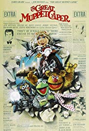 Watch Free The Great Muppet Caper (1981)