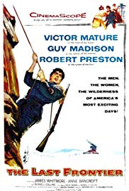 Watch Free The Last Frontier (1955)