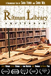 Watch Free The Ritman Library: Amsterdam (2017)