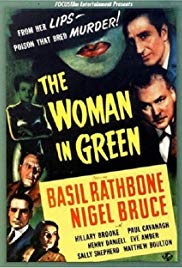 Watch Free The Woman in Green (1945)