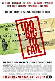 Watch Free Too Big to Fail (2011)