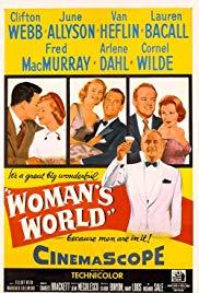 Watch Free Womans World (1954)