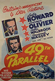 Watch Free 49th Parallel (1941)