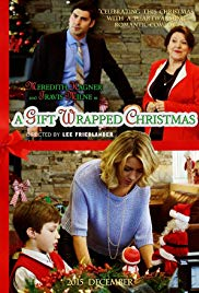 Watch Free A Gift Wrapped Christmas (2015)