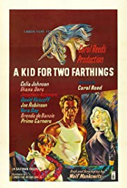 Watch Free A Kid for Two Farthings (1955)