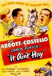 Watch Free It Aint Hay (1943)