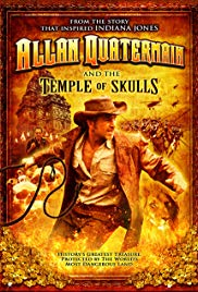 Watch Free Allan Quatermain and the Temple of Skulls (2008)