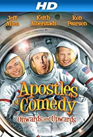 Watch Free Apostles of Comedy: Onwards and Upwards (2013)