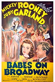 Watch Free Babes on Broadway (1941)