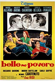 Watch Free Belle ma povere (1957)