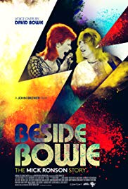 Watch Free Beside Bowie: The Mick Ronson Story (2017)