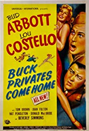 Watch Free Buck Privates Come Home (1947)