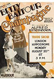 Watch Free Champagne (1928)