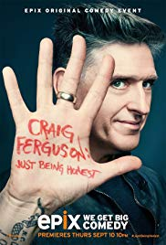 Watch Free Craig Ferguson: Just Being Honest (2015)