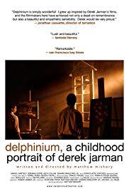 Watch Free Delphinium: A Childhood Portrait of Derek Jarman (2009)