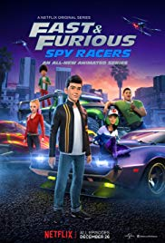 Watch Free Fast & Furious: Spy Racers (2019 )