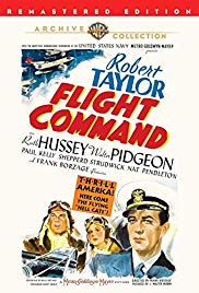 Watch Free Flight Command (1940)