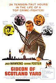 Watch Free Gideon of Scotland Yard (1958)