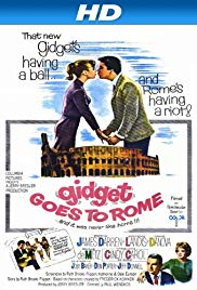 Watch Free Gidget Goes to Rome (1963)