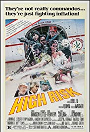 Watch Free High Risk (1981)