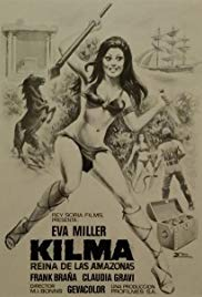 Watch Free Kilma, Queen of the Amazons (1976)