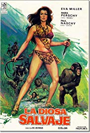 Watch Free Kilma, Queen of the Jungle (1975)