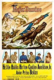 Watch Free Major Dundee (1965)