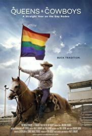 Watch Free Queens & Cowboys: A Straight Year on the Gay Rodeo (2014)