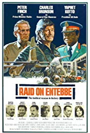 Watch Free Raid on Entebbe (1976)