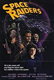 Watch Free Space Raiders (1983)