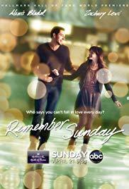 Watch Free Remember Sunday (2013)