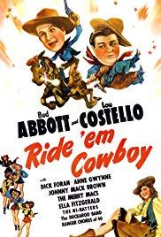 Watch Free Ride Em Cowboy (1942)