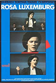 Watch Free Rosa Luxemburg (1986)