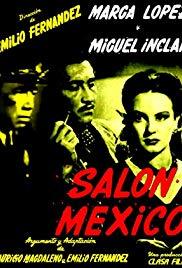 Watch Free Salón México (1949)