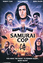 Watch Free Samurai Cop (1991)