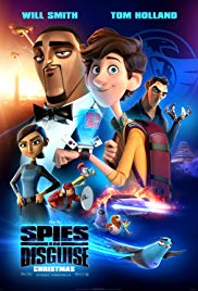 Watch Free Spies in Disguise (2019)