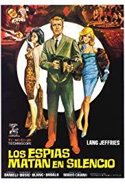 Watch Free Spies Strike Silently (1966)