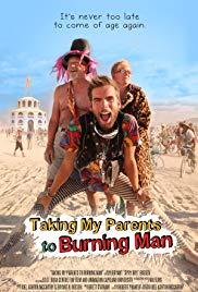 Watch Free Taking My Parents to Burning Man (2014)