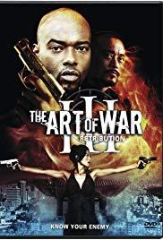 Watch Free The Art of War III: Retribution (2009)