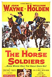 Watch Free The Horse Soldiers (1959)