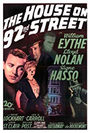 Watch Free The House on 92nd Street (1945)
