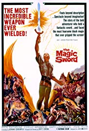 Watch Free The Magic Sword (1962)